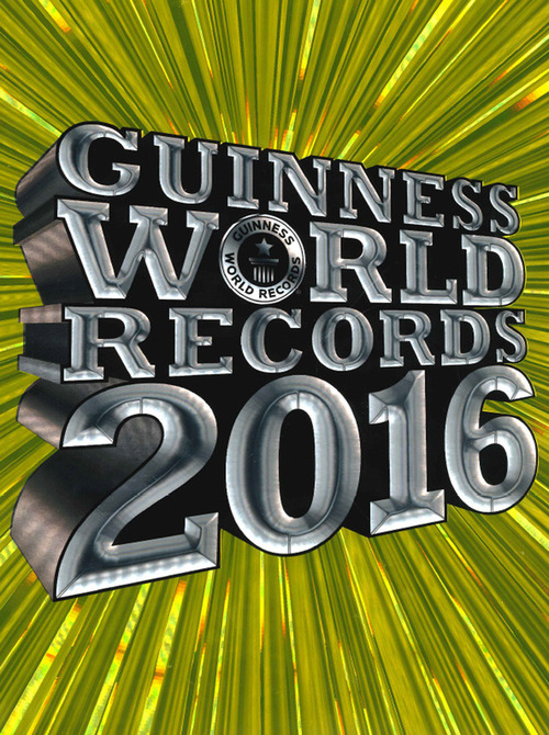 Guinness Worlds Records 2016-0