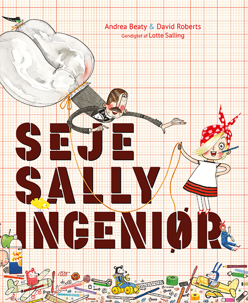 Seje-Sally ingeniør